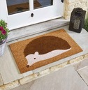 Spike the Hedgehog Coir Door - 45 x 75cm