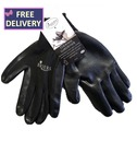 Thermal Gardener Gloves - Black - Large